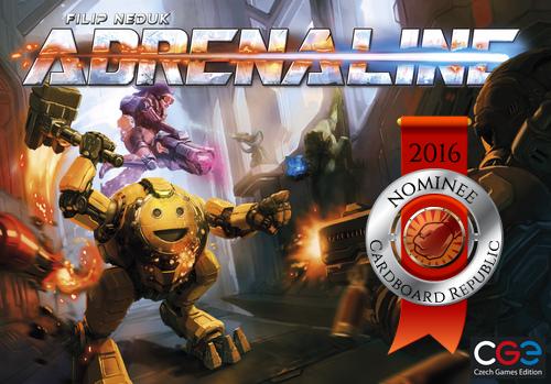 adrenaline nominee