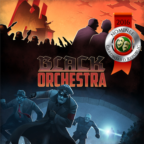 black orchestra nominee