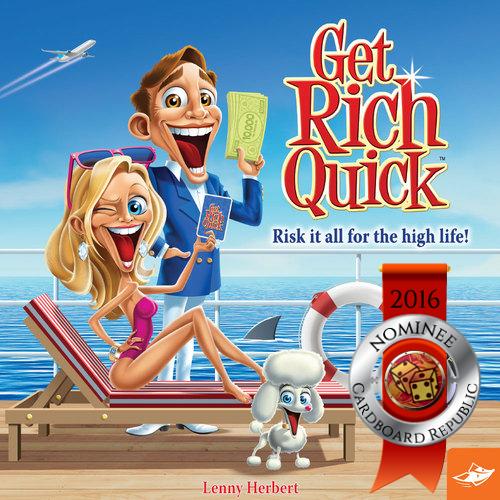 get rich quick nominee