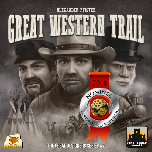 great western trail nominee
