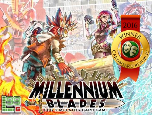 millennium blades winner