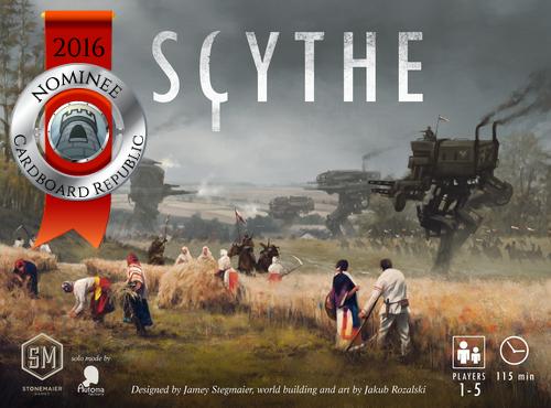 scythe nominee