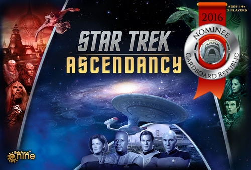 star trek ascendancy nominee