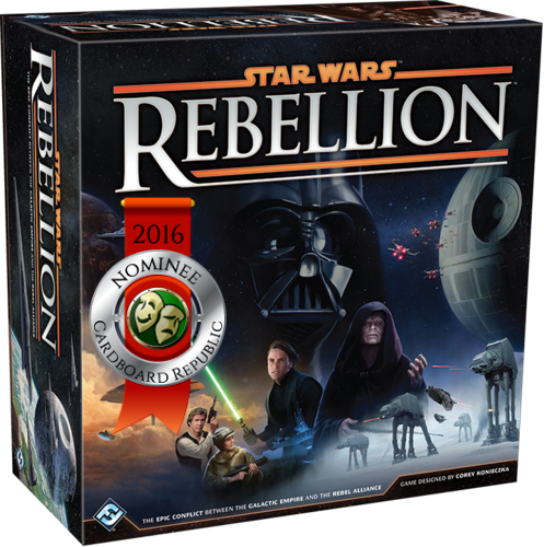 star wars rebellion nominee