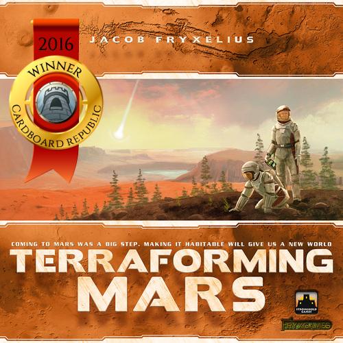 terraforming mars winner