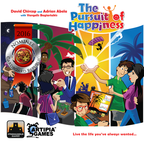 the pursuit of happiness nominee