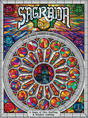 Sagrada indie cover