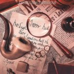 sherlock cd west end cover