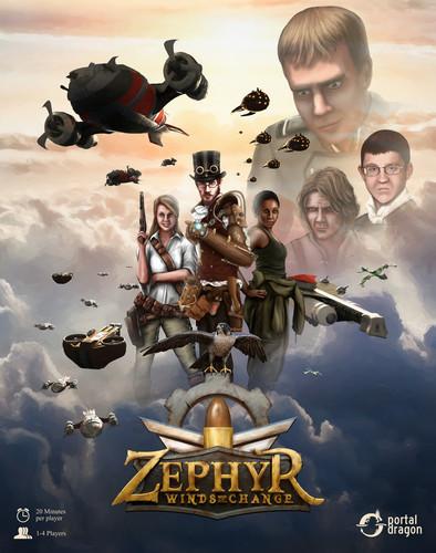 zephyr indie cover