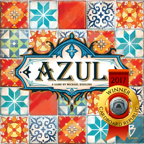 Azul winner